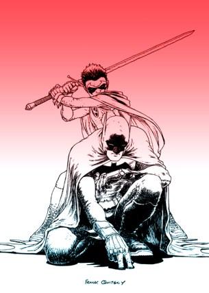 robin epee batman