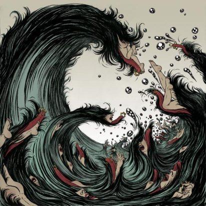tsunami hokusai