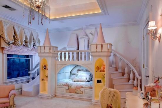 chambre princesse haut niveau