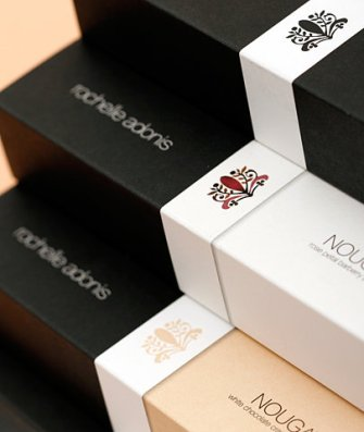 nougat packaging