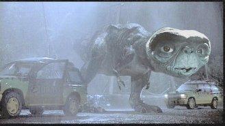 et tyranosaure
