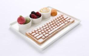 gauffre clavier