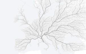 route mene a rome