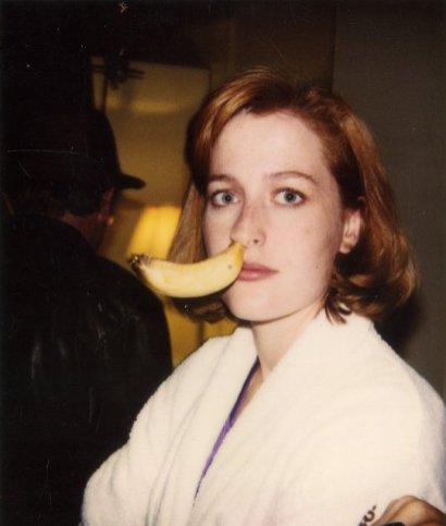 scully banane nez