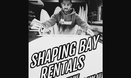 Surfboard Studio Shaping Bay Rentals are now open