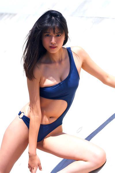 【艶グラドル】北向珠夕、セクシーポイントは「お腹!」 第43代旭化成キャンペーンモデル