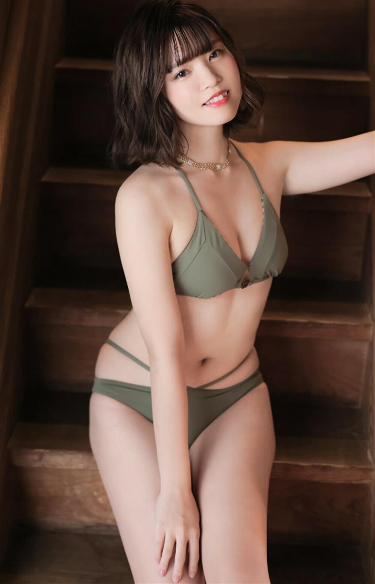 【艶グラドル】セクシーな私に変身 アイドルグループ「エラバレシ」本木瞳