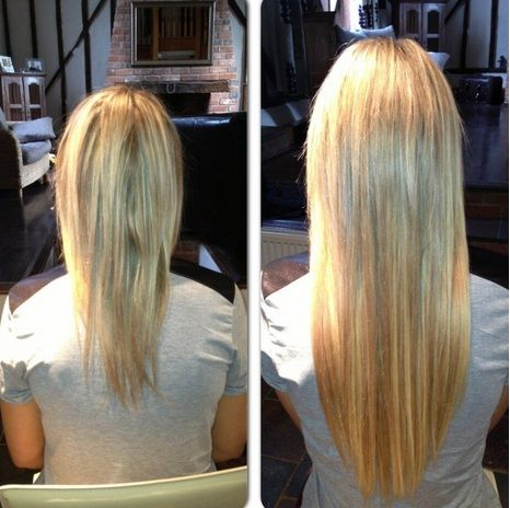 how long are 20 inch extensions hair weave