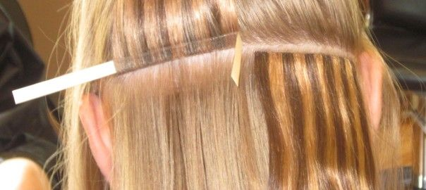 Five Benefits Of Tape Hair Extensions