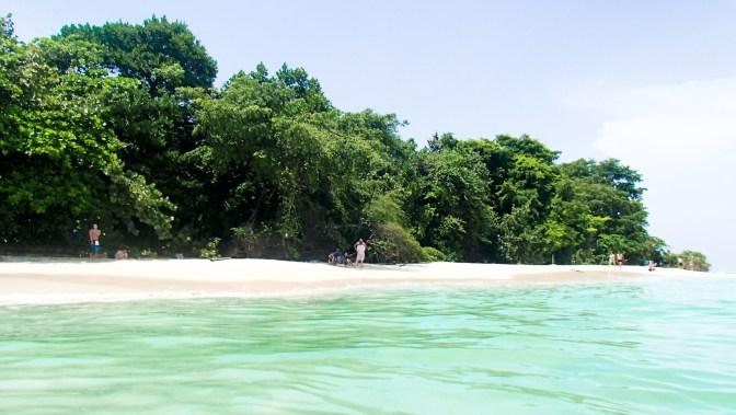 Isla Zapatila Panama