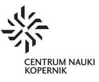 centrum nauki kopernik logo