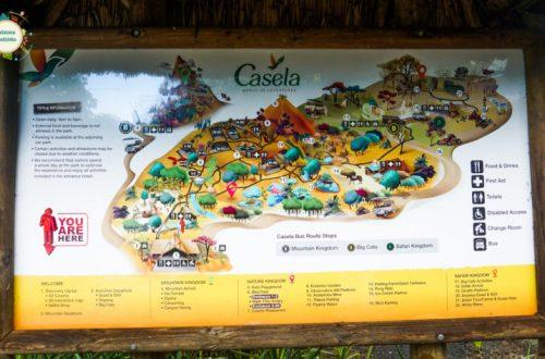 casela mapa