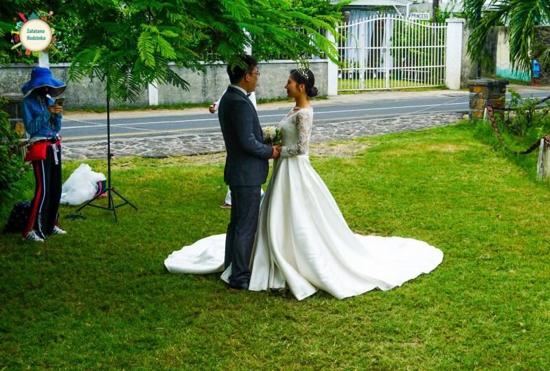 Cap Malheureux ślub