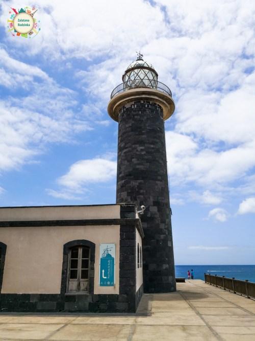 Latarnia morska Punta Jandia Lighthouse Fuerteventura