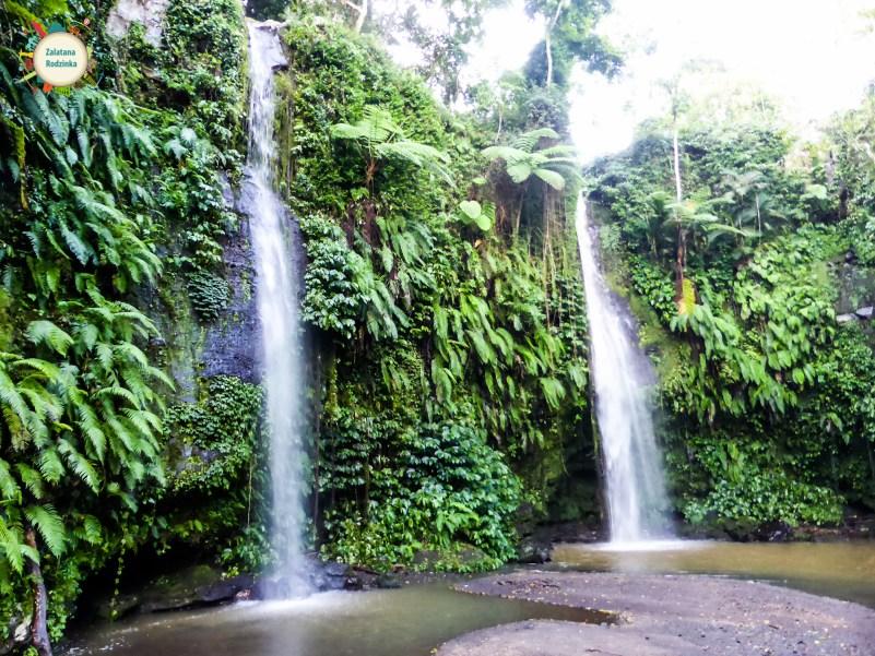 lombok wodospad