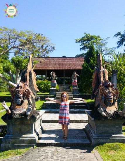 Pałac na wodzie Taman Ujung