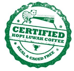 certyfikat luwak