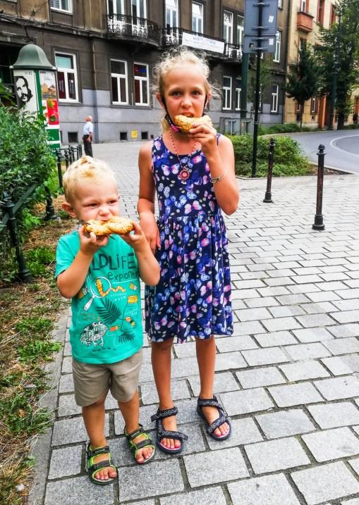 obwarzanki krakowskie