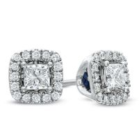 Vera Wang Love Collection 1/2 CT. T.W. Princess