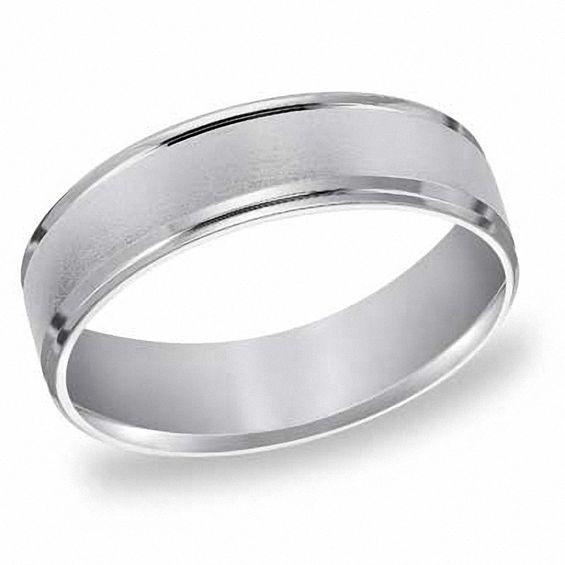 Mens 60mm Platinum Wedding Band Wedding Bands