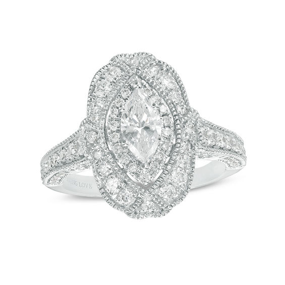 Vera Wang Love Heirloom Collection 113 CT TW Marquise