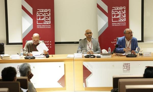 افتتاح منتدى القيادة في التاريخ الاجتماعي والسياسي في الدوحة