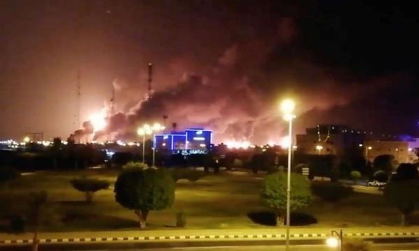 """""""تقييم الموقف"""" يوضح الموقف الأمريكي من الضربة الإيرانية على شركة أرامكو السعودية"""
