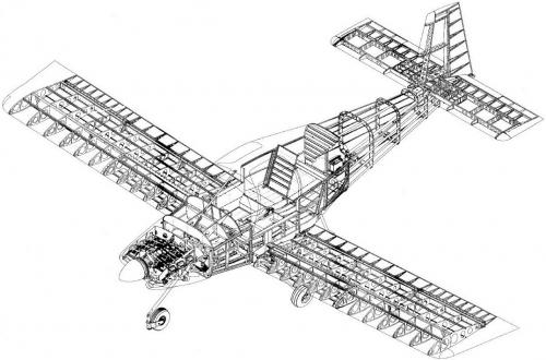 Uçak gövdeleri yapıları