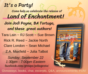 Land of Enchantment party!