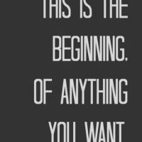 New beginnings & a new blog face