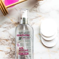 Review: Apa Micelară cu Acid Hialuronic de la Farmec