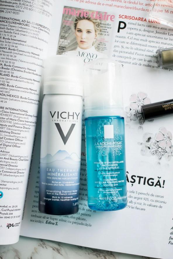 apa termala si spuma micelara beauty kit