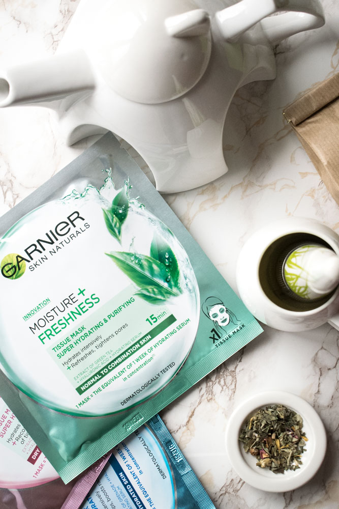 Moisture+ Freshness Mask Garnier