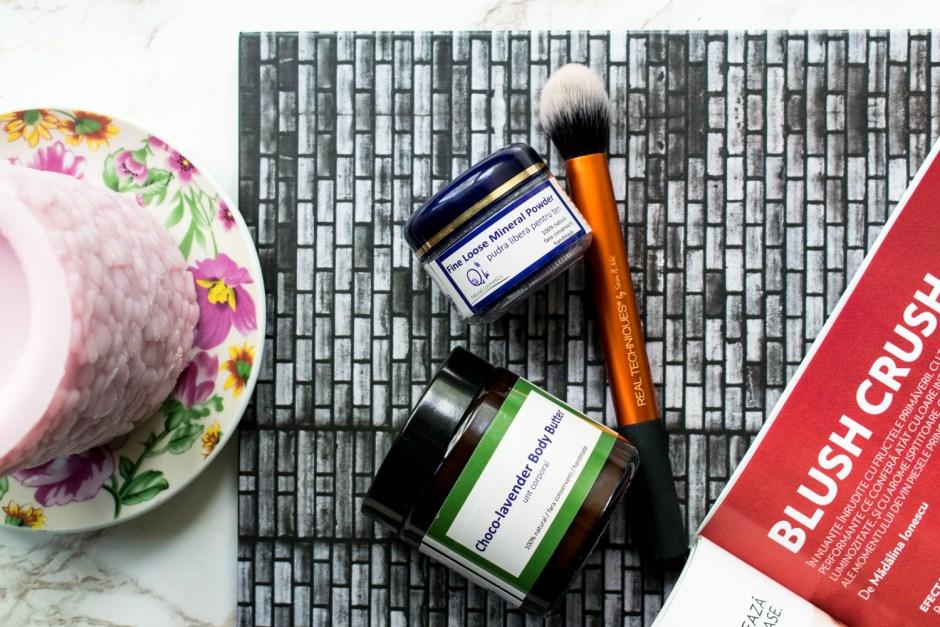 Produse româneşti organice Qi Cosmetics