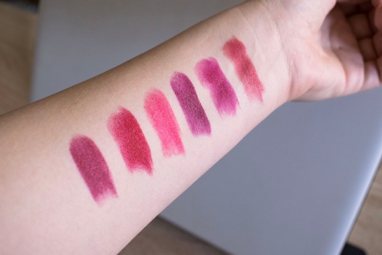 Rujurile #AbsolutMat Yves Rocher + SWATCHES