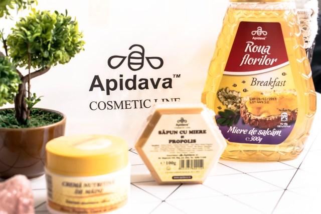Apidava Cosmetic Line
