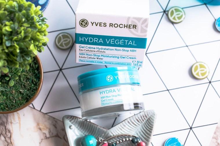 Yves Rocher reînnoieşte gama Hydra Vegetal