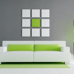 Minimal Sofa Design Sectional Bed Ebay Trendy Styles For Your Modern Living Room Zameen Blog Green And White Interior