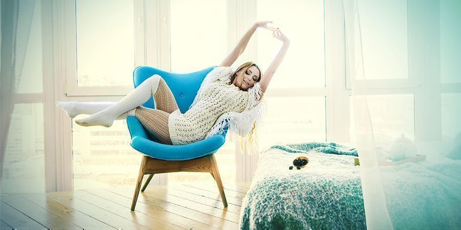 天鹅绒豆的好处:放松和心情