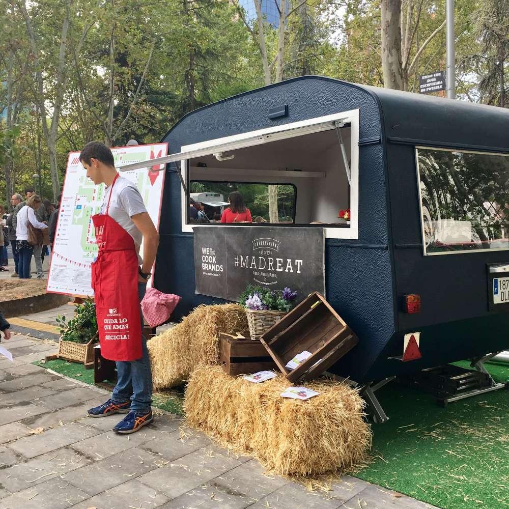 Street Food en MadrEat