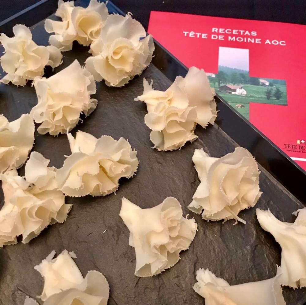 Tete de Moine Master Cheese 2018