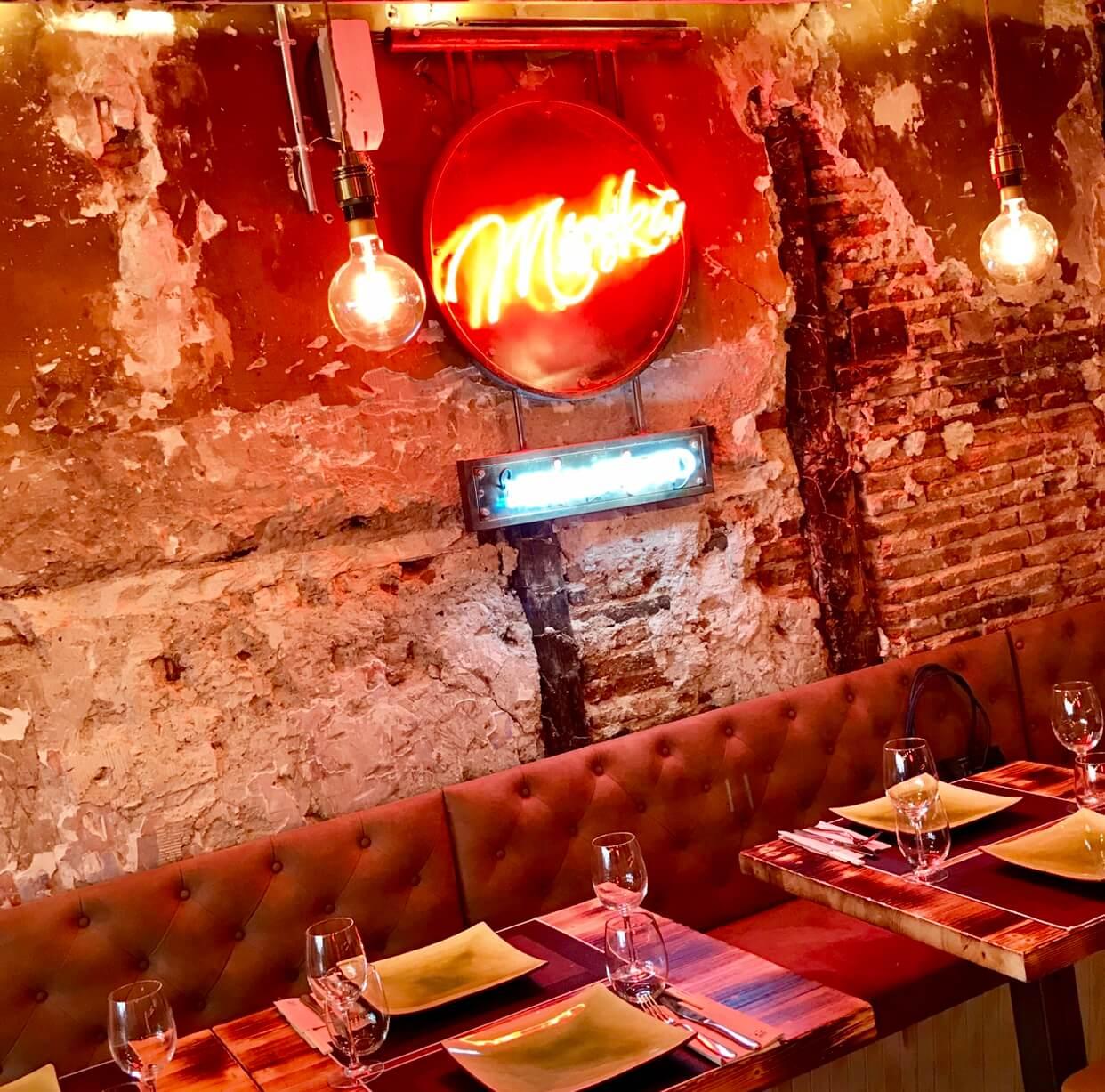 Misskassia Madrid de comida asiática