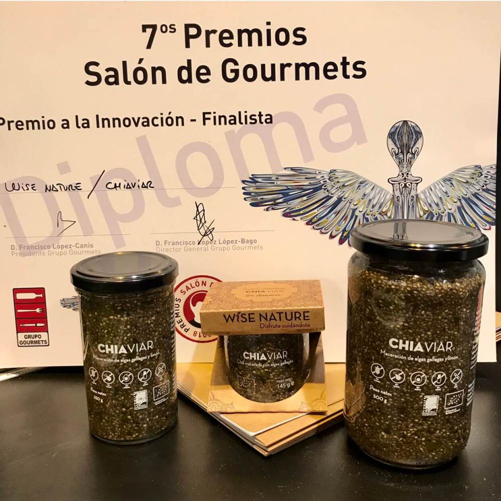Salón de Gourmets 2018, Chaviar
