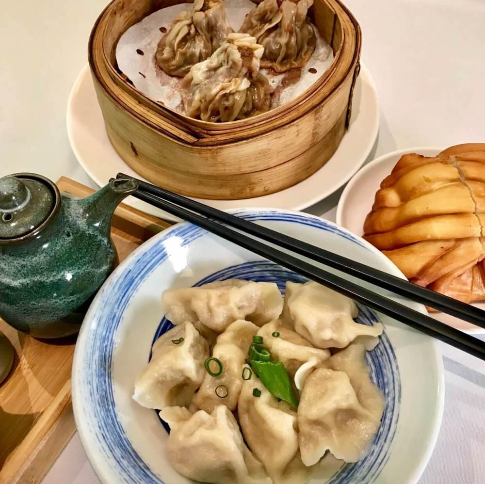 Festival chino del medio otoño en el restaurante Casa Lafu
