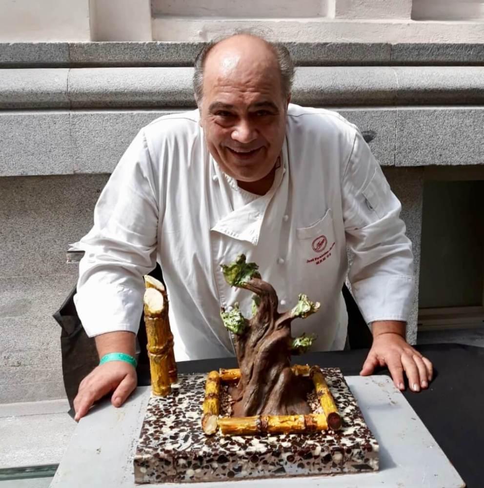 José Fernandez, maestro pastelero
