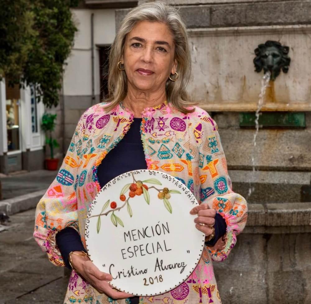 Mención honorífica de los premios de gastronomía de Comunidad de Madrid 2018