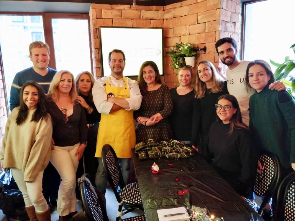 Blogueras y blogueros gastronómicos de Madrid