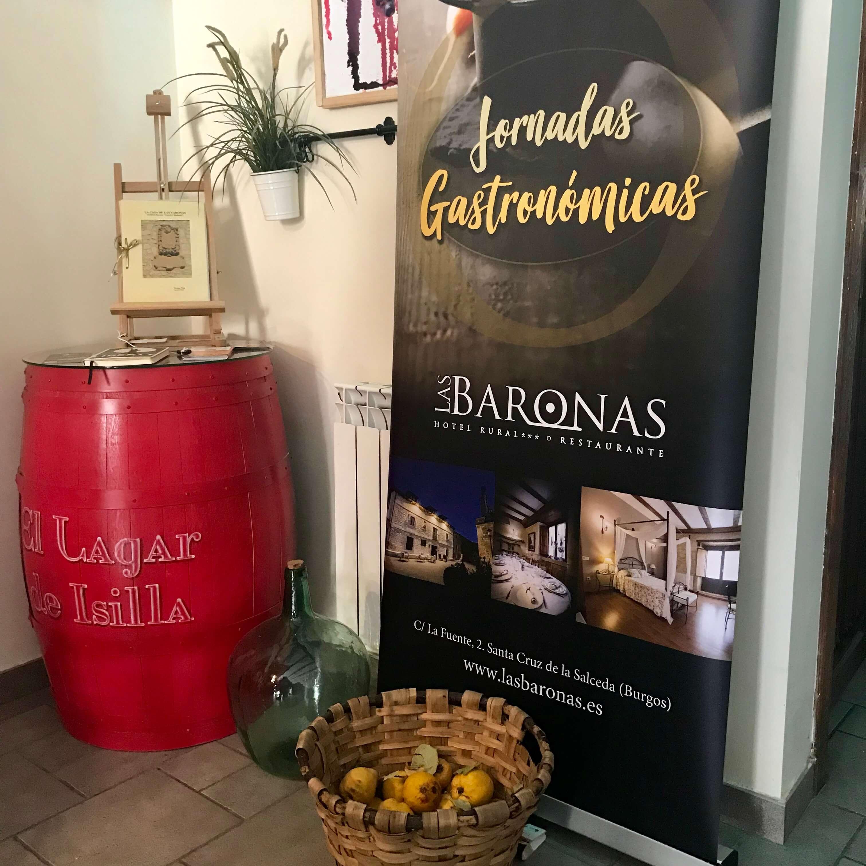 Jornadas del Puchero, Las Baronas