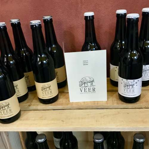 Cervezas artesanas en Unpacked shop