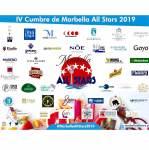 MARBELLA ALL STARS 2019 EN SU IV CUMBRE DE ALTA GASTRONOMÍA